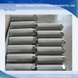Filtre SUS304 de baril de maille d'acier inoxydable