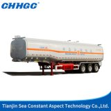 3 assi Liquid Tank Transport Semi Trailer da vendere