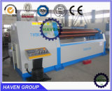 W12S-4X2500 Four Roller Steel Plate Bending와 Rolling Machine