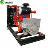 中国の電気発電機の工場供給10kw - 1000kw天燃ガスの発電機