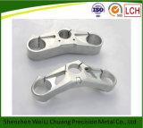 Части точности CNC мастерской CNC высокой точности подвергая механической обработке алюминиевые с анодируют