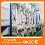 Limpiador de vibración separador en molino de arroz