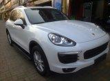 Opération latérale de pouvoir pour Porsche-Cayenne