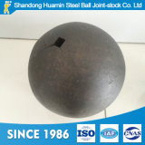 125mm Stahlkugel für Kleber und Gruben mit niedriger Abnutzung