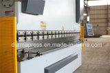 Machine hydraulique de cintreuse de feuille de commande numérique par ordinateur du prix bas Wc67y-125t/4000mm, frein de presse hydraulique, prix de machine de frein de presse à vendre