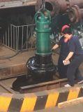 Bomba de propulsor sumergible vertical de la alta calidad para el tratamiento de aguas
