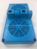 ABS太陽Conrollerのカスタマイズされたプラスチック注入によって形成されるケース