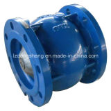 Silent flangiato Check Valve per Water Pump System