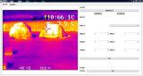 Sistema Alarming da imagiologia térmica infravermelha do armazém do tabaco