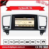 Navegación de Sysytem GPS del perseguidor del coche de Hualingan para el reproductor de DVD de radio del ml /Gl del Benz de Mercedes