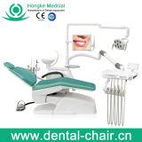 OIN Approved Dental Chair Equipment de la CE avec DEL Sensor Light