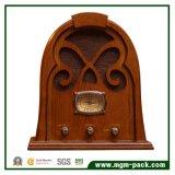 판매를 위한 Muti 기능 고아한 나무로 되는 라디오