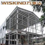 Sgs-Bescheinigungs-heißes Verkaufs-Licht-struktureller Rahmen-Stahlhangar