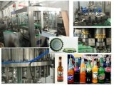Soft Drink BeerのためのガラスBottle Washing Filling Capping Machine