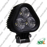 30W DEL Work Light, CREE DEL Driving Light, 12V Headlight de Top