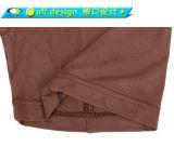 Ohne Markenzeichen Leerzeichen-100% vorgeschrumpftes Baumwollentwerfer-T-Shirt
