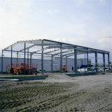 Edificio de acero de la construcción rápida con precios bajos