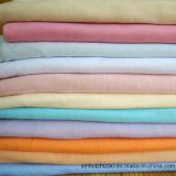 Tissu de polyester de coton de qualité