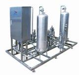 Sistema automático do filtro de membrana para bebidas e cervejas