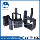 Línea redonda fabricante del tubo del tubo de acero del cuadrado del carbón de ERW