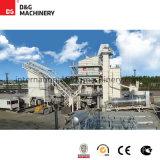 Planta de mezcla del asfalto de Dg3000AC/planta de mezcla compacta del asfalto entregada por Container