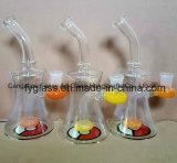 Tubulação de água de vidro da plataforma petrolífera de Bubblar com preço de grosso barato