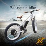 1000W 큰 힘 뚱뚱한 타이어 전기 자전거 또는 눈 Ebike 또는 전기 바닷가 함 자전거