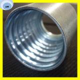 Installazione idraulica del Bush del puntale 00110 del tubo flessibile del puntale di gomma del tubo flessibile