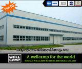 Wellcamp am meisten benutzte Stahlkonstruktion-Werkstatt