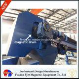 Transportband-Förderanlage mit magnetischer Eisen-Abbau-Riemenscheibe