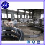 中国の製造業者の最大8m大きい鍛造材の風力タワーのフランジ