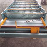 Трапецоидальная и Corrugated плитка делая лист толя Ibr настилить крышу крен формируя машину
