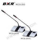 De la radio Wcs-20m/Wcs-203 système de conférence professionnel de pair