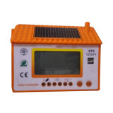 USBとのDC12V/24Vの太陽コントローラのオレンジカラー