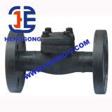 DIN/API Handrad geschmiedetes Stahl geschweißtes Öl-Flansch-Kugel-Ventil