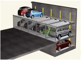 セリウムが付いているスマートな2つのポスト油圧車の駐車上昇(DTPP606)