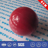 Boules en plastique de /Hollow de PE d'OEM de boules colorées de cavité (SWCPU-P-B077)