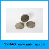 De Magneten van de Schijf (SmCo) van het Kobalt van het samarium voor Magnetische Koppelingen