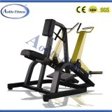 De Commerciële Apparatuur van uitstekende kwaliteit van de Gymnastiek/Plaat het Geladen Roeien