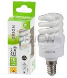 Lampadina economizzatrice d'energia a spirale chiara approvata della lampada 25W E27 B22 del Ce CFL