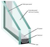 Vidro de vidro oco endurecido da isolação de /Heat/vidro energy-saving do edifício
