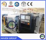 Máquina horizontal SK40P do torno da elevada precisão do CNC