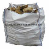 Сплетенный PP мешок сетки FIBC навальный Jumbo большой с 4 перекрестными угловойыми петлями