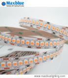 Luz de tira flexível do diodo emissor de luz SMD3528