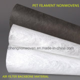 Nonwoven materiale Termo-Legato del filamento dell'animale domestico
