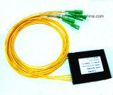 divisore ottico del PLC della fibra 1X2