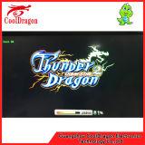 Roi 2 machine de jeu de poisson d'océan de dragon de tonnerre d'arcade/chasseur de pêche