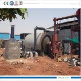 recicl 15ton plástico à máquina do petróleo Diesel