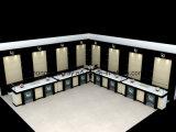 Uhr-Bildschirmanzeige-Schaukasten für KleinShopfitting, Uhr-Bildschirmanzeige-Kiosk