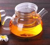 De noordse Pot van de Thee van de Bloem van de Pot, de Waterkruik van het Glas van de Pot van de Koffie